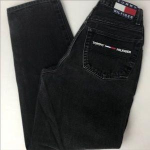 Black Tommy Hilfiger Jeans 30/32